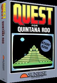 Quest for Quintana Roo - Box - 3D
