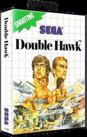 Double Hawk - Box - 3D