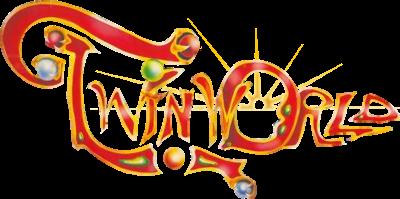 Twin World - Clear Logo