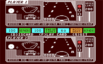 1000 Miler - Screenshot - Gameplay