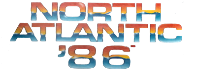 North Atlantic 86 - Clear Logo