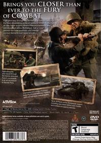Call of Duty 3 - Box - Back
