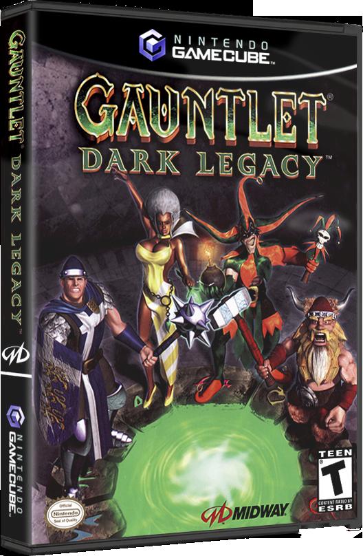 gauntlet dark legacy iso gamecube