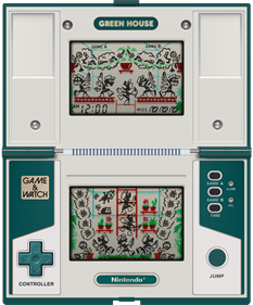 Green House - Screenshot - Gameplay