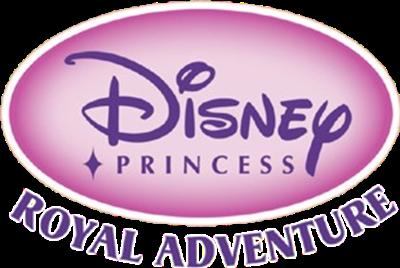 Disney Princess: Royal Adventure - Clear Logo