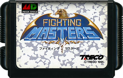 Fighting Masters - Cart - Front
