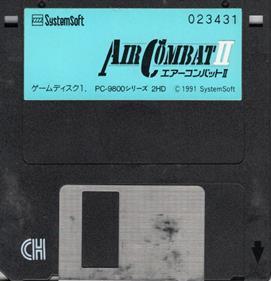 Air Combat II - Disc
