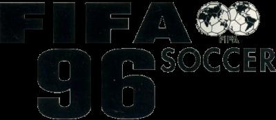 FIFA Soccer 96 - Clear Logo