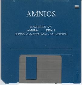 Amnios - Disc