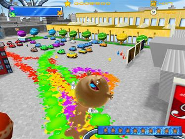 de Blob - Screenshot - Gameplay