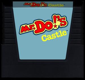 Mr. Do!'s Castle - Cart - Front