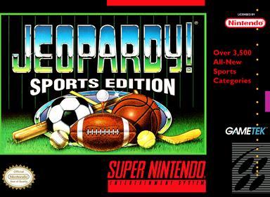Jeopardy!: Sports Edition