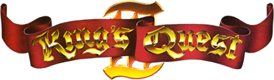King's Quest III: To Heir is Human - Clear Logo