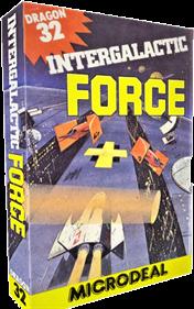 Intergalactic Force - Box - 3D