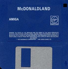 McDonaldland - Disc