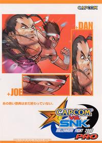 Capcom Vs. SNK Millennium Fight 2000 Pro