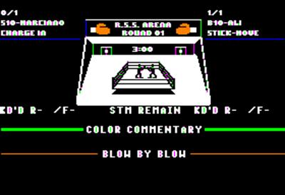 Ringside Seat - Screenshot - Gameplay