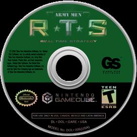 Army Men: RTS - Disc