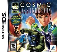 Ben 10: Ultimate Alien: Cosmic Destruction