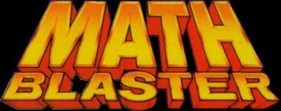 Math Blaster: Episode 1 - Clear Logo