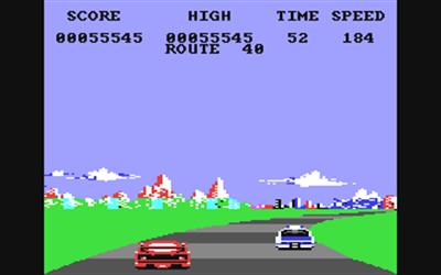 F40 Pursuit - Screenshot - Gameplay