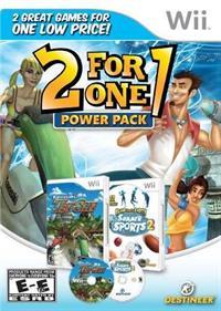 2 for 1 Power Pack: Kawasaki Jet Ski/Summer Sports