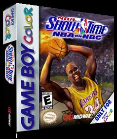 NBA Showtime: NBA on NBC - Box - 3D