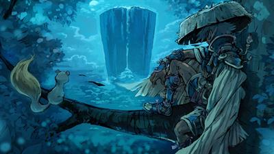 Mystery Dungeon: Shiren the Wanderer - Fanart - Background