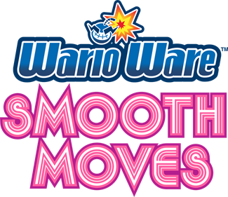 WarioWare: Smooth Moves - Clear Logo