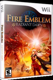 Fire Emblem: Radiant Dawn - Box - 3D