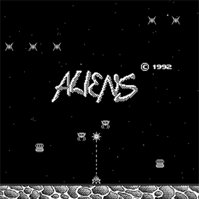 Aliens (IDL Software)