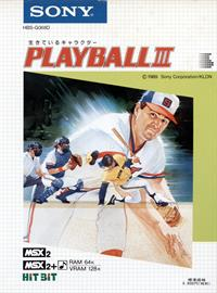 Playball III
