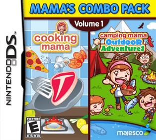 Mama's Combo Pack: Volume 1