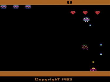 Spider Fighter - Screenshot - Game Title