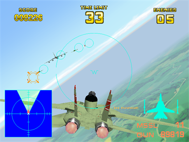 Air Combat 22 - Screenshot - Gameplay