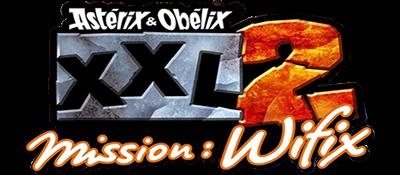 Astérix & Obélix XXL 2: Mission Wifix - Clear Logo