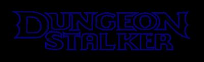 Dungeon Stalker - Clear Logo