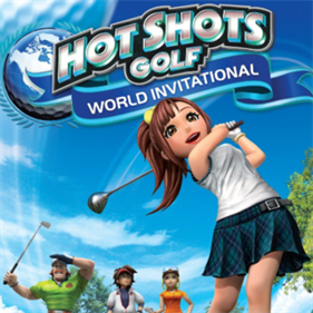 Hot Shots Golf: World Invitational - Box - Front