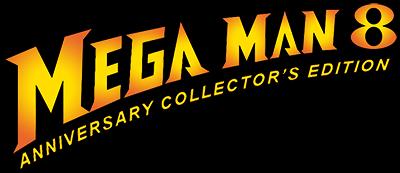 Mega Man 8 - Clear Logo