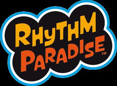 Rhythm Tengoku - Clear Logo