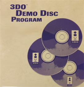 3DO Demo Disc Program