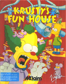Krusty's Fun House