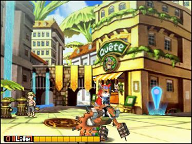 Solatorobo: Red the Hunter - Screenshot - Gameplay
