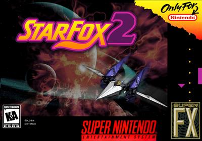 Star Fox 2 - Fanart - Box - Front
