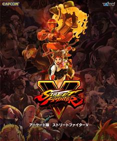Street Fighter V: Type Arcade