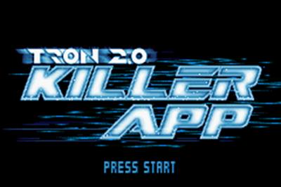 Tron 2.0: Killer App - Screenshot - Game Title