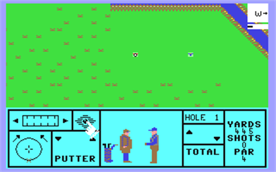Open: Golfing Royal St. George's - Screenshot - Gameplay
