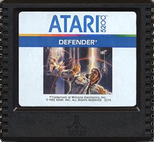 Defender - Cart - Front
