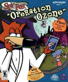 Spy Fox 3: Operation Ozone