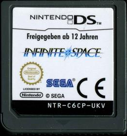 Infinite Space - Cart - Front